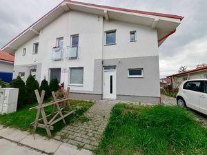 NAJREAL | 3D virtuálna prehliadka, Novostavba, 5-izbový RD v dvojdome, Východná ul., Bratislava-Rača