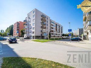 2-izbový byt s balkónom pri AVIONE, prenájom, Na križovatkách, Ružinov