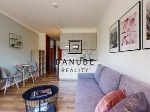 Predaj 1 izbové štúdia/apartmány na Antolskej ulici v Bratislave vo výnimočnej lokalite mestskej čas
