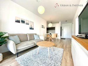 Len u nás v ponuke: Prenájom 2 izbového bytu v novostavbe so státím na Jarabinkovej ulici v širšom c