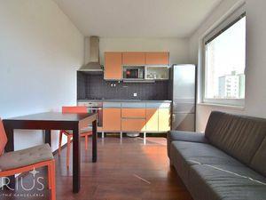 MILETIČOVA, 2-i byt, 37 m2 – zariadený, bezbariérový, VÝBORNÁ LOKALITA