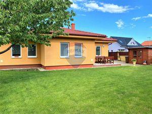 Predaj 4 izb. rodinného domu v Senci, novostavba, časť Lesopark, Okružná ul.