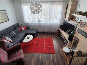 Ponúkame na predaj  3-byt na Kadnárovej ulici, Rača
