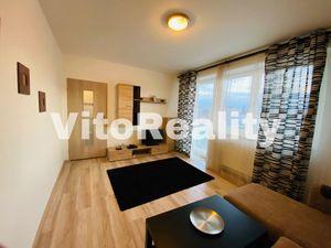 3-izbový byt na Coboriho ulici zariadený