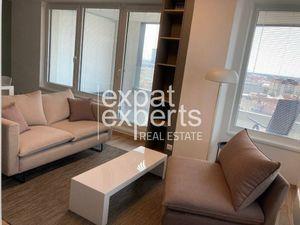 Luxusný 2i byt, 49 m2, zariadený, terasa, parkovanie, výhľad, Premiére