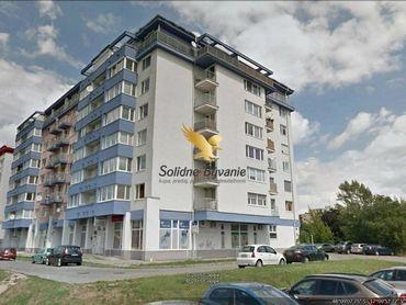 Skvelá ponuka prenájmu obchodných priestorov v Ružinove - Bratislava