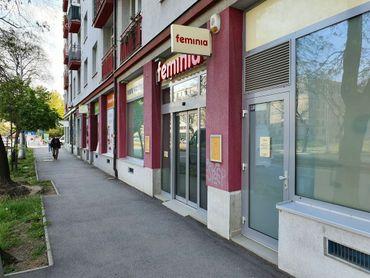IMPREAL »»» Nové Mesto »» Obchodné priestory s výkladom do Račianskej ul. »» vhodné aj na kancelárie
