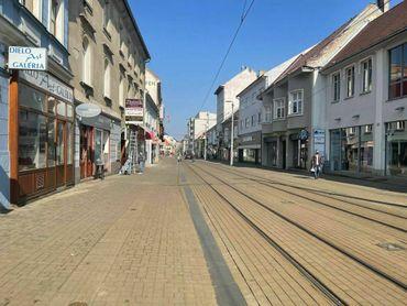 Novinka! Obchodný priestor na predaj na Obchodnej ulici v Bratislave.