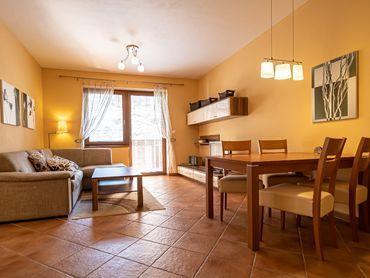 Investičný apartmán vo Fatraparku 2 v Hrabove
