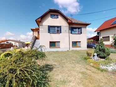 5-izb. dom a investičný potenciál na veľkom pozemku, Vysoká pri Morave