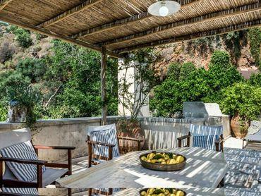 Historický renovovaný dům se zahradou, Kréta, Řecko