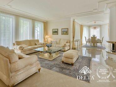 DELTA  PROPERTY | veľkorysý 4 izbový rodinný dom, Stará Klenová - Kramáre - Bratislava