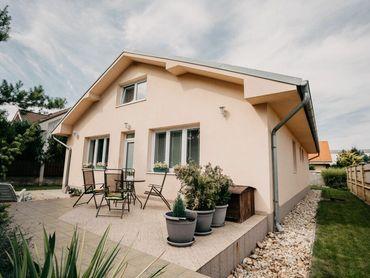 NEO- 6 izbový rodinný dom s veľkou záhradou