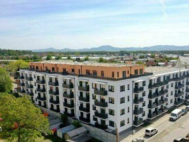 Na predaj 1-izbový byt v štandarde s balkónom vnovostavbe Pegas Malacky