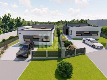 Na predaj novostavba typu bungalov – Prešov – Solivar – ul. Pod Hrádkom