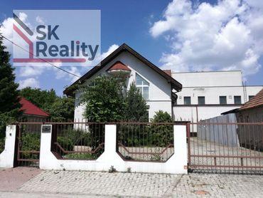 DS - objekt na podnikanie (bývanie, administratívne priestory, sklady, autoservis, výroba...) 375.00