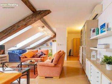 Predaj 3-izbový + 2-izbový byt, 131,22 m2, Klariská, Bratislava - Staré mesto, historické centrum