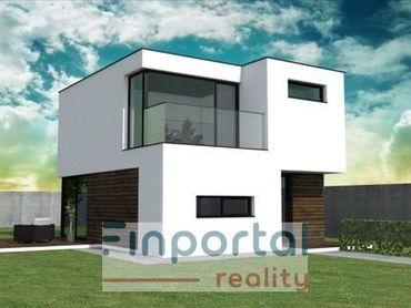 Predáme 3 izbový poschodový rodinný dom - novostavba Košúty