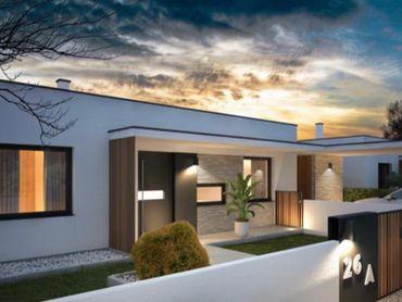 Exkluzívne na predaj novostavba 4-izbového bungalo