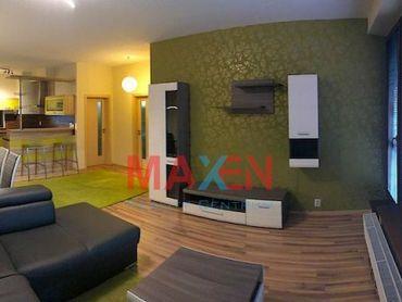 Prenájom: *MAXEN*, Zariadený 3 - izbový byt, 84 m2 + 13m2 loggia, NOVOSTAVBA, sídl. TERASA,ul. Obrod