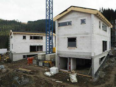 Na predaj nové apartmány v Hrabove, Ružomberok
