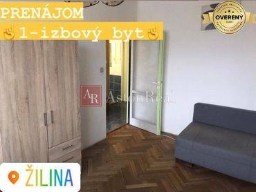 Prenájom: 1izbový byt po rekonštrukcii, zariadený Žilina ul.Lichardova