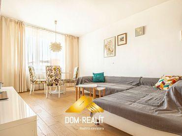 DOM-REALÍT ponúka 4 izbový byt Sekurisova ulica