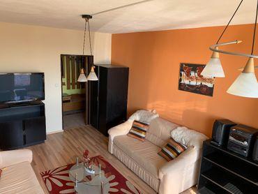 Na prenájom 1 -izbový slnečný veľkom. byt 45m2, TO