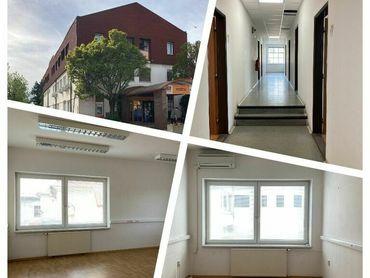 PRENÁJOM kancelárske priestory  o výmere 300 m2 v budove Pošty s parkovaním, Stupava