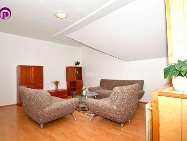 3i byt, 74 m2 – Malacky: centrum, 2x pivnica, 1x sklad, terasa, IHNEĎ VOĽNÝ