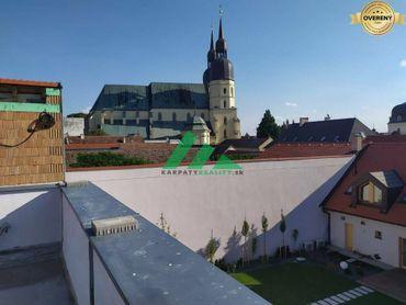Novostavba Trnava centrum, rodinný dom,Investičná príležitosť!