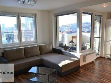 Prenájom  krásny 3 izbový byt s terasou, Jégeho ulica