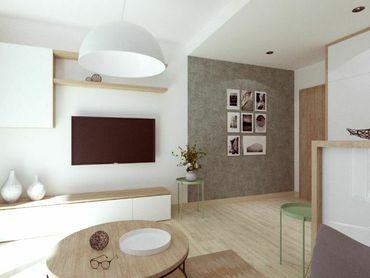 2 izbový byt s balkónom a krásnym výhľadom v blízkosti cyklotrasy