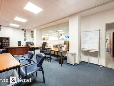 Arvin & Benet   Kancelárske priestory na lukratívnej adrese