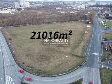 HALO reality - Predaj, pozemok 21016 m2 Rimavská Sobota, stavebný, na podnikatelké účely 15,40€/m2 -
