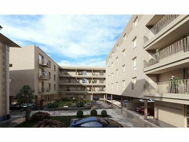 2-izbový byt v novostavbe Rezidencia Centrum