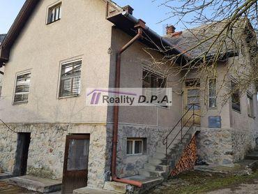 PREDANÉ - Rodinný dom v Ďanovej s pozemkom 1284 m2