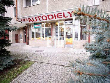 NA PREDAJ Obchodné priestory Nitra, historické centrum mesta