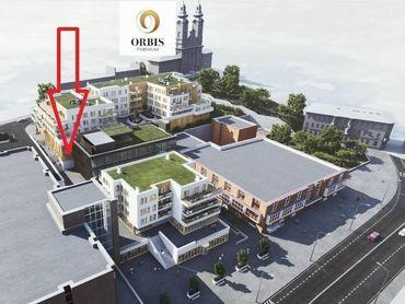 Predaj obchodných priestorov v centre mesta Nitra v ORBIS Premium.