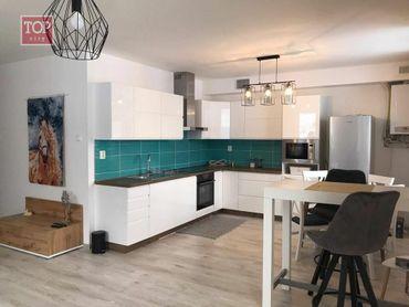 *3 izbový byt v blízkosti Vysokých Tatier - NOVOSTAVBA, zariadený