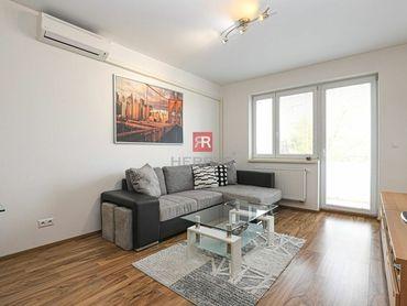 HERRYS - Na prenájom - priestranný novo zariadený 2 izbový klimatizovaný byt vrátane parkovacieho mi