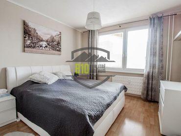 Rezervované - Pekný štýlový 2 izbový byt na Chrenovej