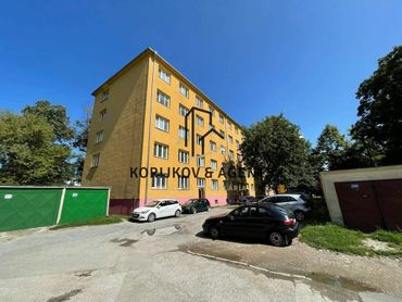 PREDAJ, 2 izb. byt na Hlinkovej ulici, Košice