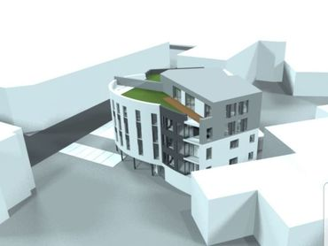 Luxusná novostavba byt - Čadca centrum.