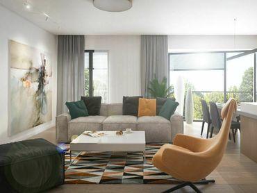 GREEN AVENUE – najkrajšie rodinné 4i byty s veľkou terasou