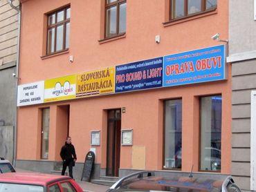 Špičková predajňa/ kancelária v centre B. Bystrice