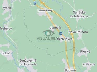 Hľadáme dom po rekonštrukcii medzi Košicami a Prešovom