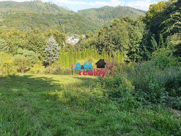 Rekreačný pozemok Trenčianske Teplice 544 m2