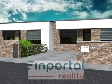 Predáme komfortný 4 izbový radový dom s vlastným pozemkom - novostavba Košúty