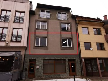 Kancelárske priestory alebo byt v centre Ružomberka